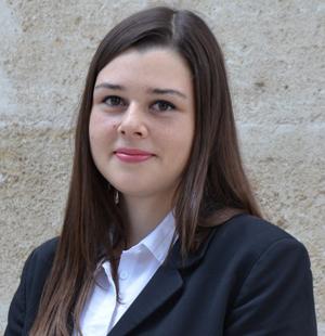 Marie ORGAN : 2013 Bachelor Valedictorian