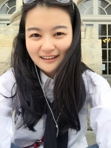 Qian Qian Wu, Chinese fifth year student in Wine & Spirits MBA, Vatel Bordeaux