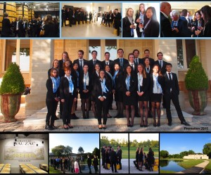 The 2015 graduation ceremony