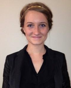 Alexandra Terrier : Major promotion MBA 2015